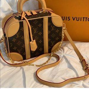 Louis Vuitton Monogram Mini Luggage Bag 2019
